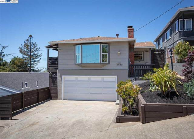 4153 Maybelle Ave, Oakland, CA 94619 (#BE40951741) :: Real Estate Experts