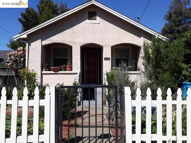 119 Contra Costa St, Vallejo, CA 94590 (#EB40948713) :: Paymon Real Estate Group