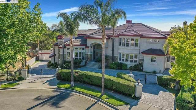 957 Corte Del Sol, Fremont, CA 94539 (#BE40951777) :: Paymon Real Estate Group