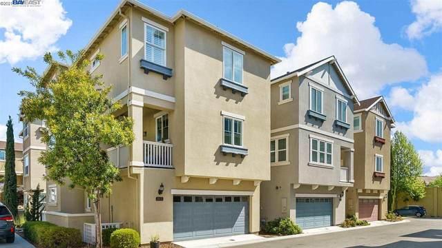 2813 Pinnacles Ter, Fremont, CA 94538 (#BE40951820) :: The Kulda Real Estate Group
