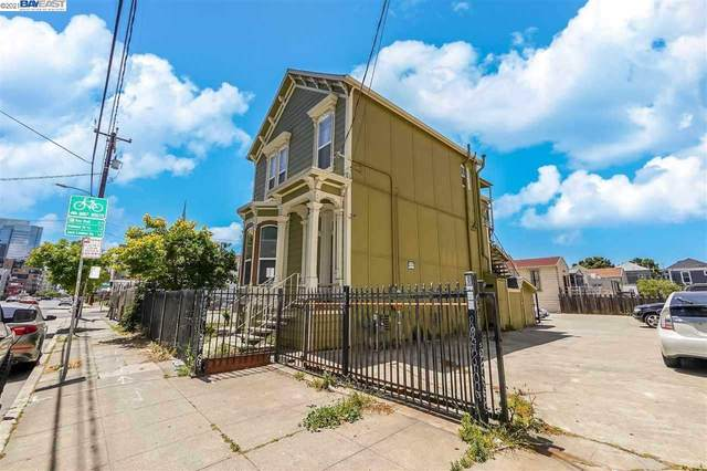 1913 Martin Luther King Jr Way, Oakland, CA 94612 (#BE40951853) :: Intero Real Estate