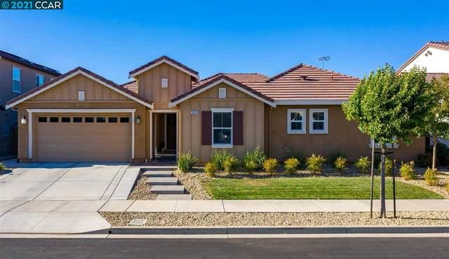 623 Auburn Way, Brentwood, CA 94513 (#CC40951683) :: Schneider Estates