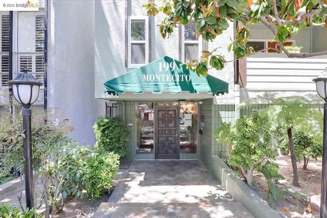199 Montecito Ave 101, Oakland, CA 94610 (#EB40951893) :: Real Estate Experts