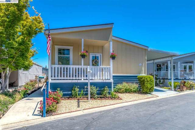 3263 Vineyard Ave Spc 10, Pleasanton, CA 94566 (#BE40951911) :: The Kulda Real Estate Group
