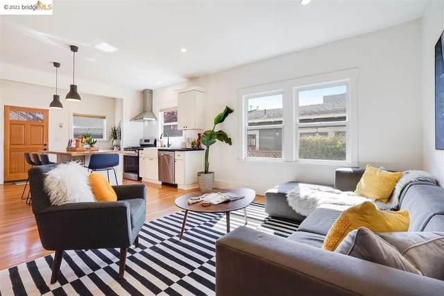 685 43rd Street, Oakland, CA 94609 (#EB40951957) :: Strock Real Estate