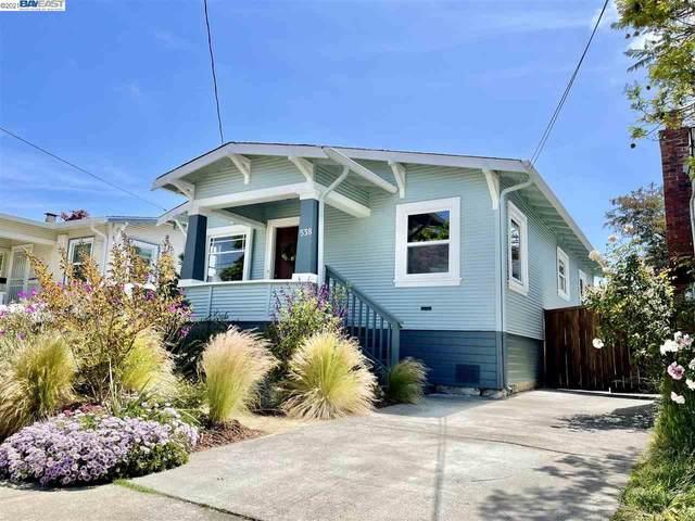 538 Lewis Ave, San Leandro, CA 94577 (#BE40952008) :: Schneider Estates