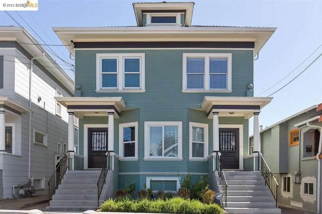 941 Apgar St, Oakland, CA 94608 (#EB40952007) :: Alex Brant