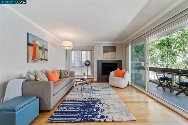 66 Fairmount Ave 219, Oakland, CA 94611 (#CC40952037) :: The Kulda Real Estate Group
