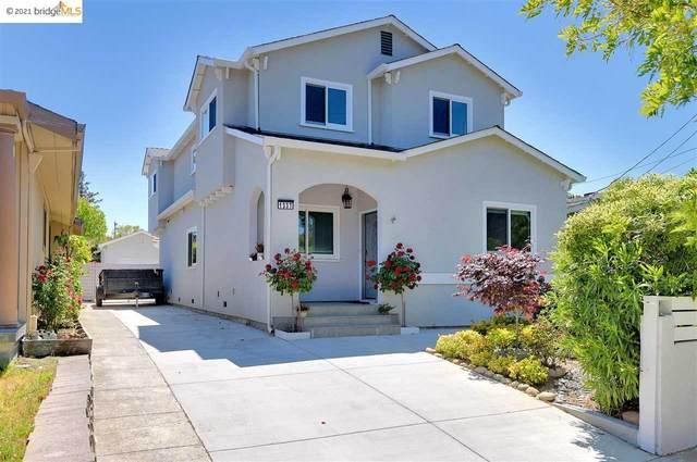 1337 California Drive, Burlingame, CA 94010 (#EB40952073) :: The Realty Society