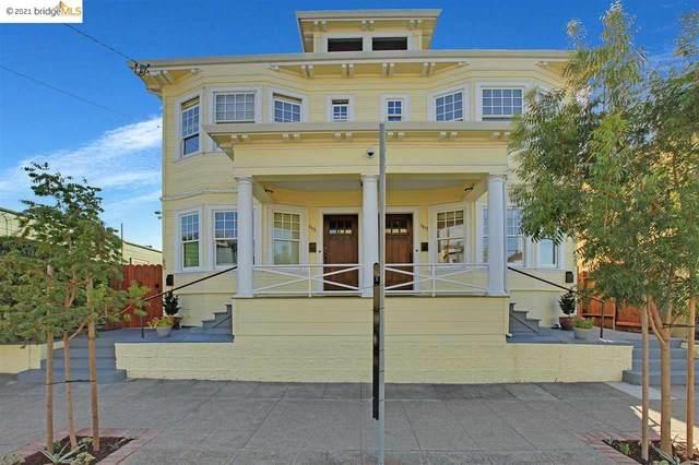 661 43rd St, Oakland, CA 94609 (#EB40951670) :: Strock Real Estate