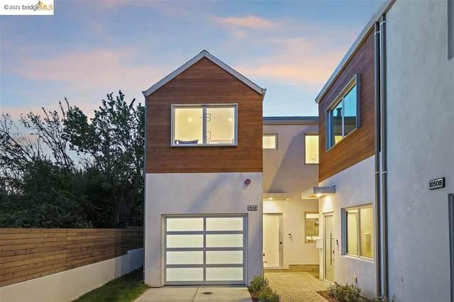 1052 62nd Street, Oakland, CA 94608 (#EB40952099) :: Strock Real Estate