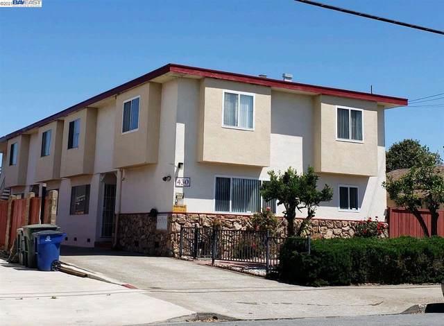 430 Dolores Ave, San Leandro, CA 94577 (#BE40951894) :: Olga Golovko