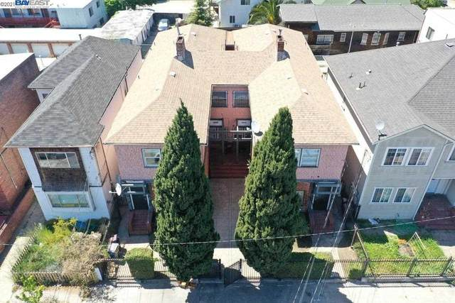 3647 West St, Oakland, CA 94608 (#BE40952129) :: Alex Brant