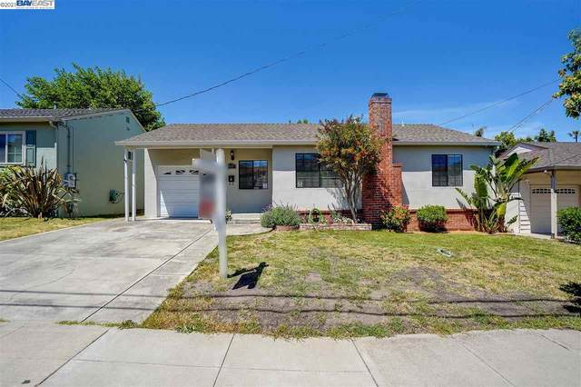 43457 Jerome Ave., Fremont, CA 94539 (#BE40950030) :: Intero Real Estate