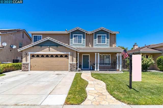369 Cose Ln, Tracy, CA 95377 (#CC40952020) :: Schneider Estates
