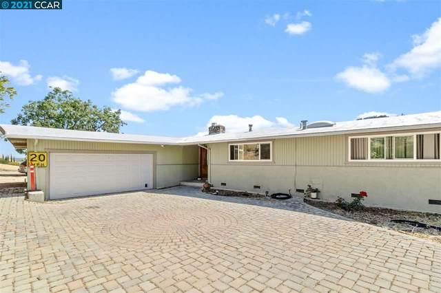 6215 Alhambra Ave, Pleasant Hill, CA 94523 (MLS #CC40952206) :: Compass