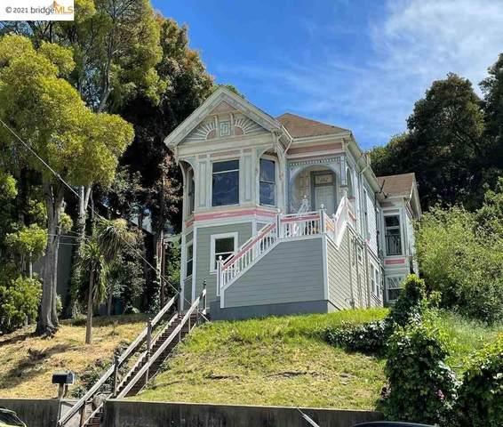 182 Orange St, Oakland, CA 94610 (#EB40952218) :: Real Estate Experts