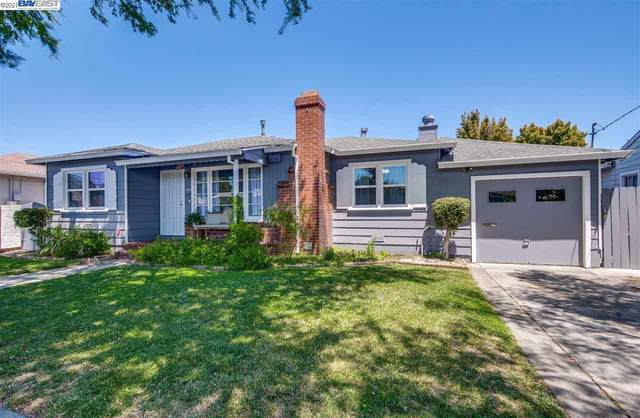 1916 Cleveland St., San Leandro, CA 94577 (#BE40950727) :: The Kulda Real Estate Group