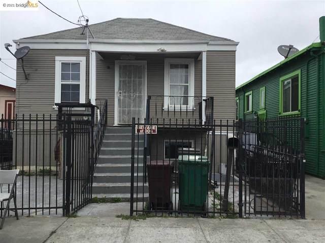 1431 94Th Ave, Oakland, CA 94603 (#EB40952255) :: Alex Brant