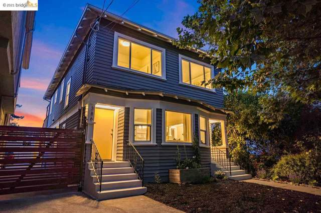 386 38Th St, Oakland, CA 94609 (#EB40949876) :: Real Estate Experts