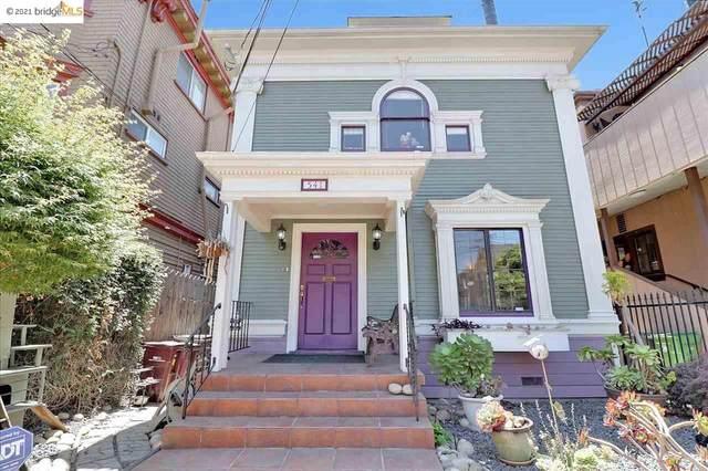 541 33Rd St, Oakland, CA 94609 (#EB40951108) :: Strock Real Estate