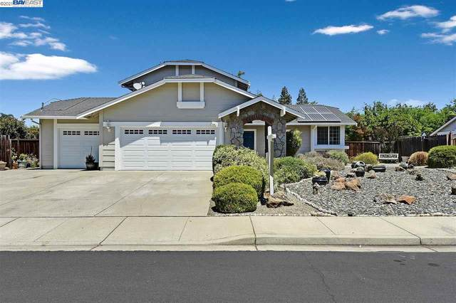 378 Jeannie Way, Livermore, CA 94550 (#BE40951976) :: Real Estate Experts