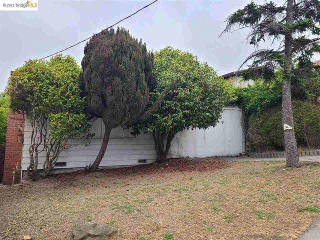 2009 Junction Ave, El Cerrito, CA 94530 (#EB40952262) :: Real Estate Experts