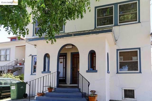 1814 63Rd St B, Berkeley, CA 94703 (#EB40950847) :: The Kulda Real Estate Group