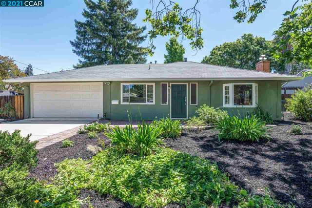 1955 Maybelle Dr, Pleasant Hill, CA 94523 (#CC40950224) :: Real Estate Experts