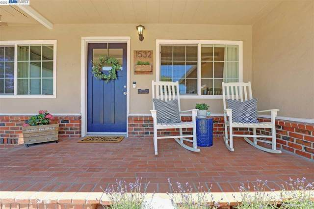 1532 Olivina Ave, Livermore, CA 94551 (#BE40951963) :: Alex Brant