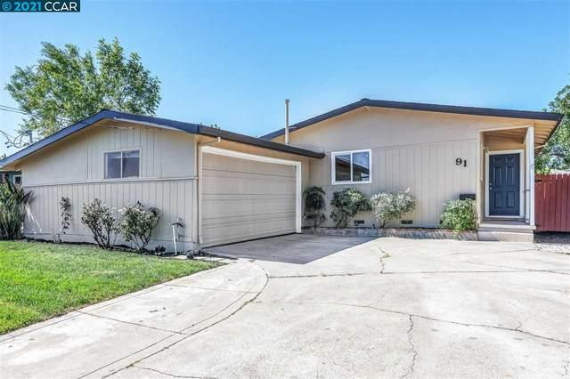 91 William Way, Pittsburg, CA 94565 (#CC40952360) :: Real Estate Experts