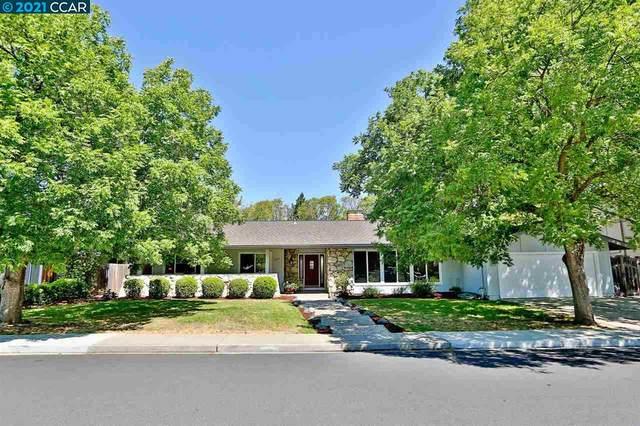 2018 Belford Drive, Walnut Creek, CA 94598 (#CC40952416) :: Paymon Real Estate Group