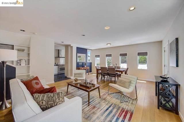 3659 Laurel Ave, Oakland, CA 94602 (#EB40952288) :: Real Estate Experts