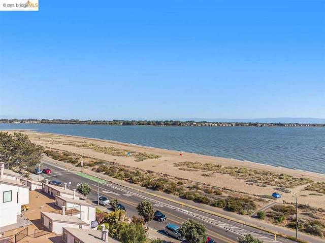 2101 Shoreline Dr 485, Alameda, CA 94501 (MLS #EB40952286) :: Compass