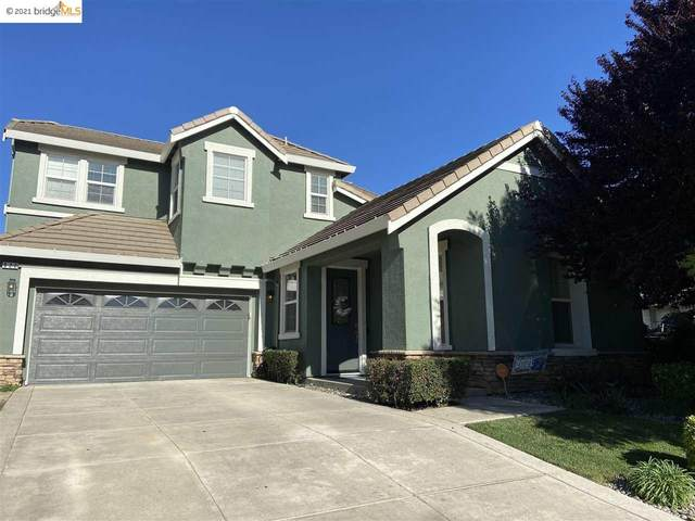 822 Shasta Daisy Dr, Brentwood, CA 94513 (#EB40951410) :: Paymon Real Estate Group