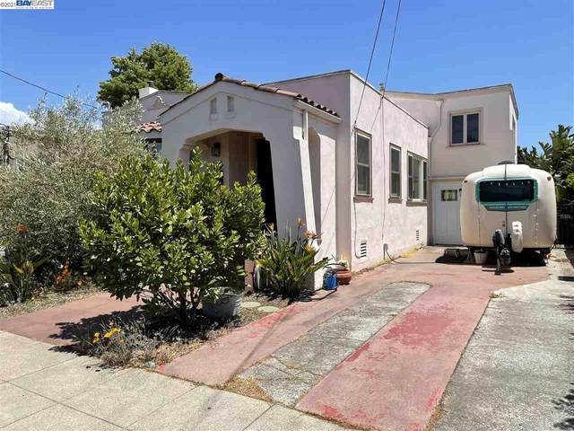1014 Pearl St, Alameda, CA 94501 (#BE40952172) :: The Realty Society