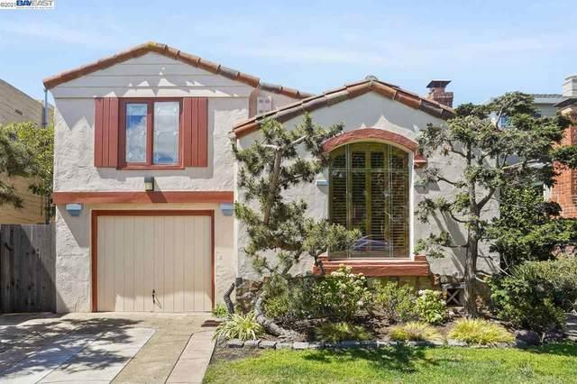 2830 Fernside Blvd, Alameda, CA 94501 (#BE40952161) :: Real Estate Experts