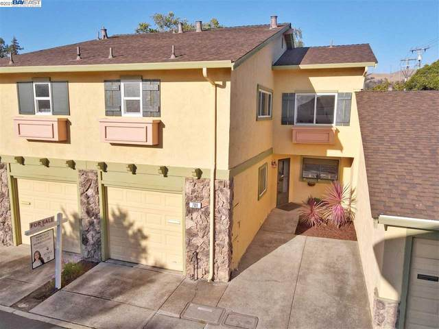 709 Gallegos Ter, Fremont, CA 94539 (#BE40951350) :: The Realty Society