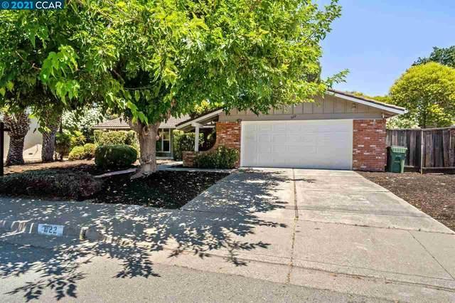 822 Meander Dr, Walnut Creek, CA 94598 (#CC40951721) :: Strock Real Estate