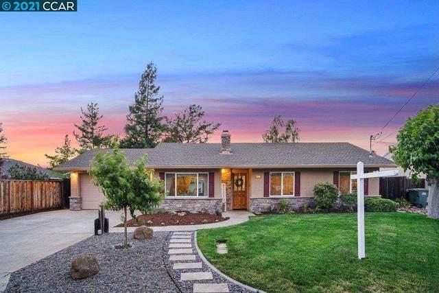 4131 Lillian Dr, Concord, CA 94521 (#CC40950559) :: Paymon Real Estate Group