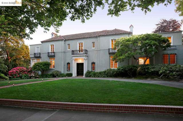 75 Sea View Ave, Piedmont, CA 94611 (#EB40951599) :: Real Estate Experts