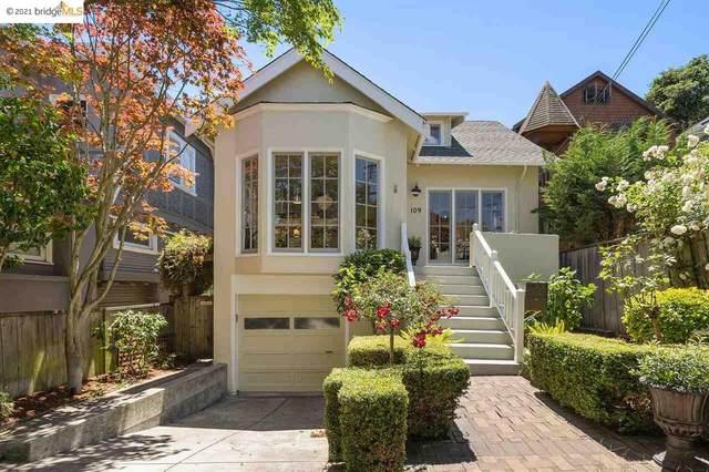 109 Sunnyside, Piedmont, CA 94611 (#EB40951732) :: Real Estate Experts