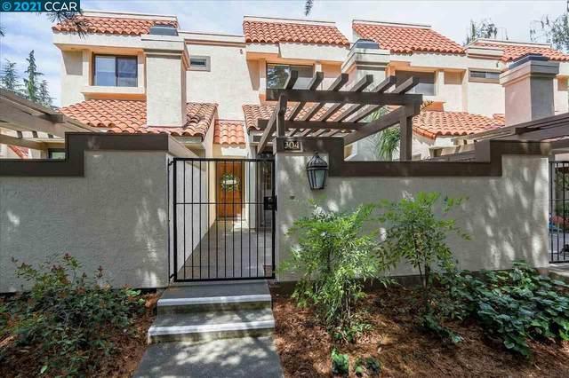 304 Preakness Court, Walnut Creek, CA 94597 (#CC40950148) :: Real Estate Experts