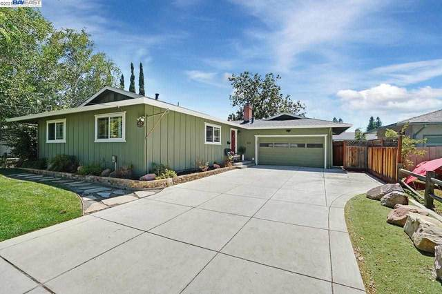4121 Stanford Way, Livermore, CA 94550 (#BE40950725) :: Real Estate Experts