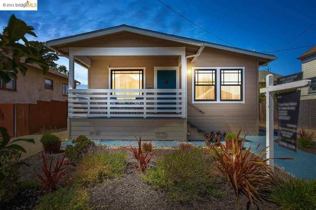 986 61St St, Oakland, CA 94608 (#EB40950486) :: Paymon Real Estate Group