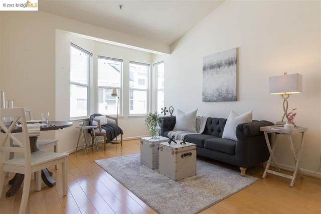 655 12th St 410, Oakland, CA 94607 (#EB40952420) :: The Gilmartin Group