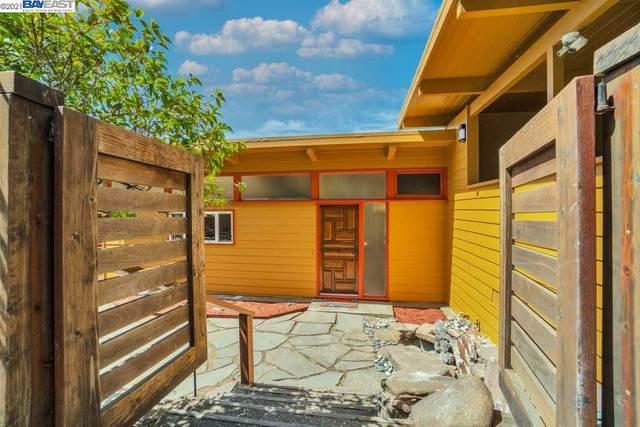 3 Ashmount Way, Oakland, CA 94610 (#BE40952419) :: Real Estate Experts