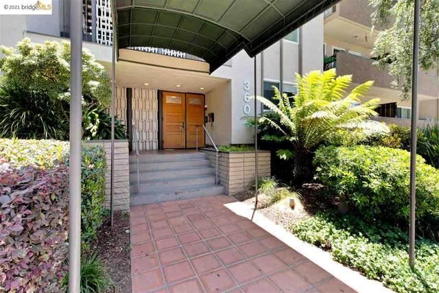 360 Vernon St 309, Oakland, CA 94610 (#EB40952468) :: Real Estate Experts