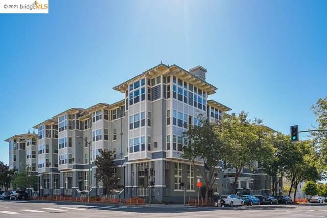 655 12th Street 216, Oakland, CA 94607 (#EB40952478) :: The Realty Society