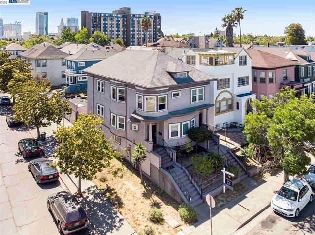 1536 Filbert Street, Oakland, CA 94607 (#BE40952487) :: The Realty Society